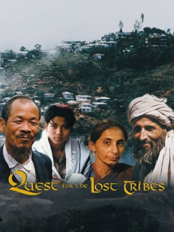 Quest For The Lost Tribes Poster