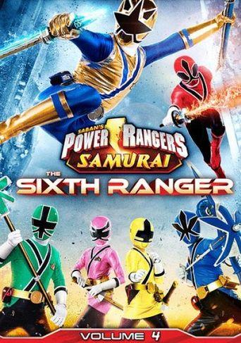 Power Rangers Samurai: The Sixth Ranger Vol. 4 Poster