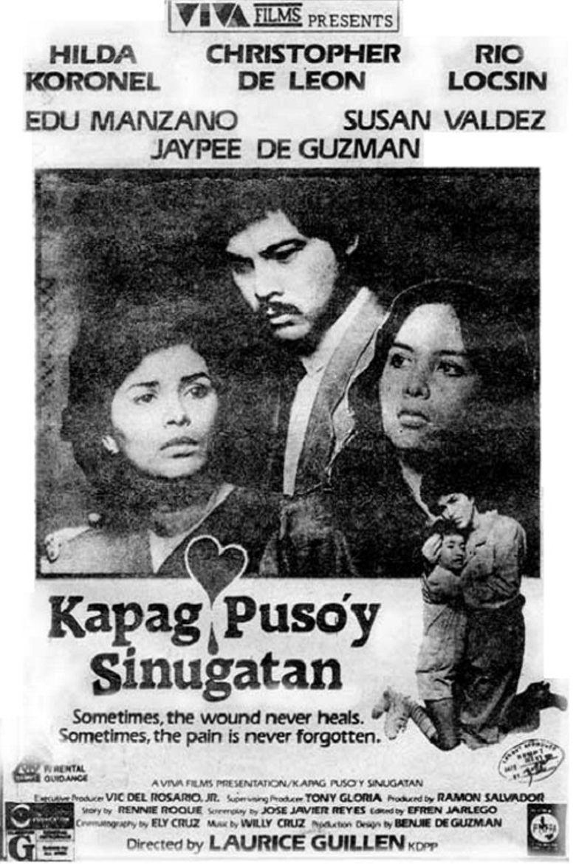 Kapag Puso'y Sinugatan Poster