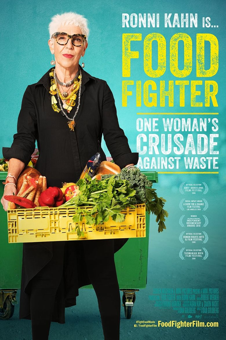 Food Fighter Poster