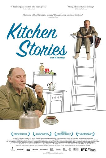 Kitchen Stories Poster