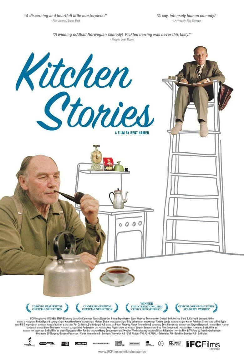 Kitchen Stories Poster