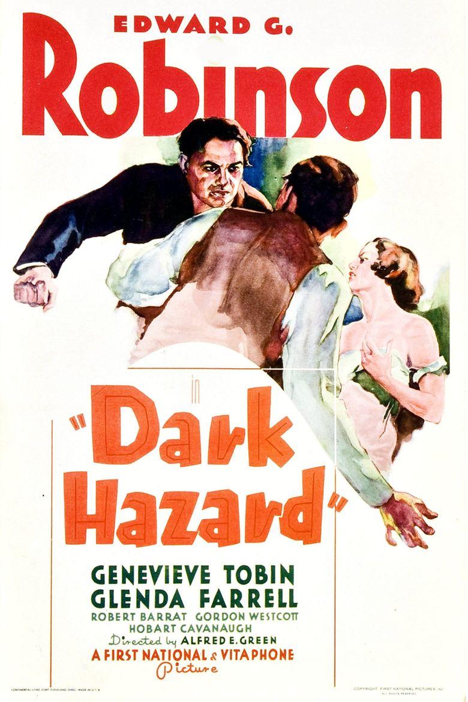 Dark Hazard Poster
