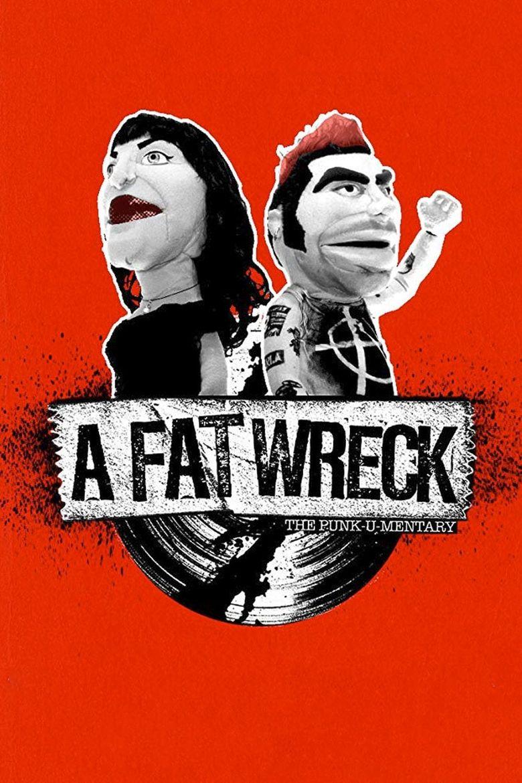 A Fat Wreck Poster