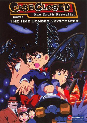 Detective Conan: Skyscraper on a Timer Poster