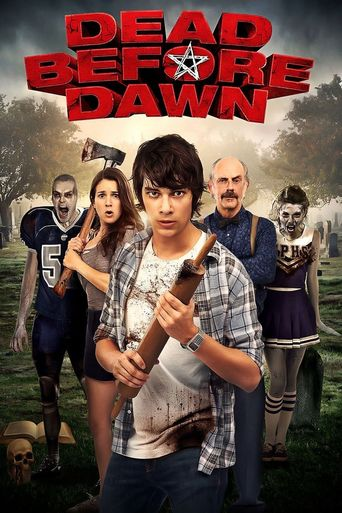 Dead Before Dawn 3D Poster