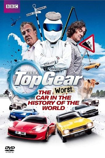 Top Gear: The Worst Car In the History of the World Poster