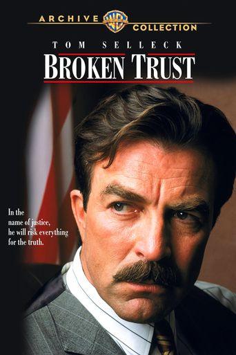 Broken trust Poster