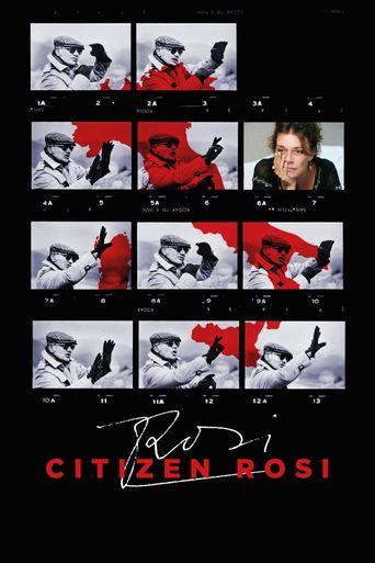 Citizen Rosi Poster