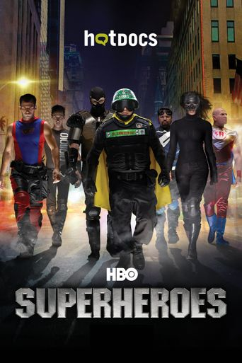 Watch Superheroes