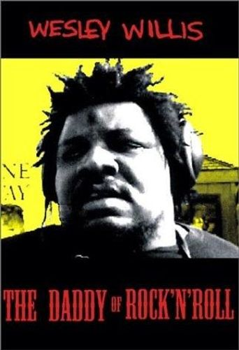 Wesley Willis: The Daddy of Rock 'n' Roll Poster