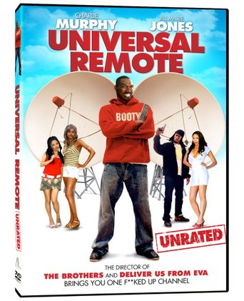 Universal Remote Poster