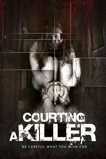 Courting a Killer Poster
