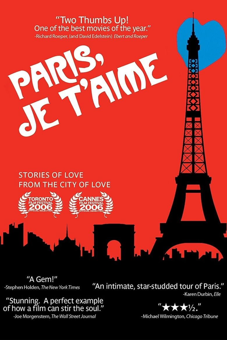 Watch Paris, je t'aime