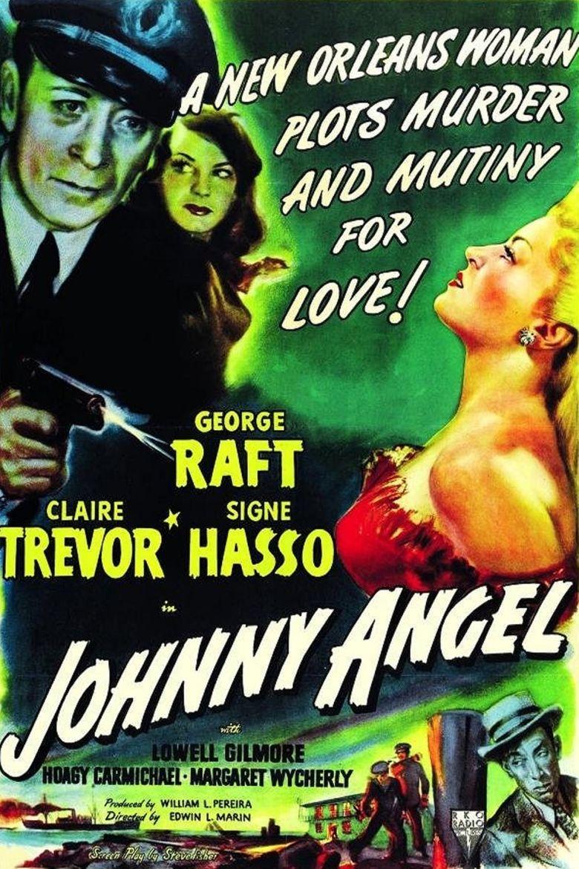 Johnny Angel Poster