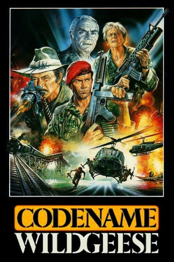 Code Name: Wild Geese Poster