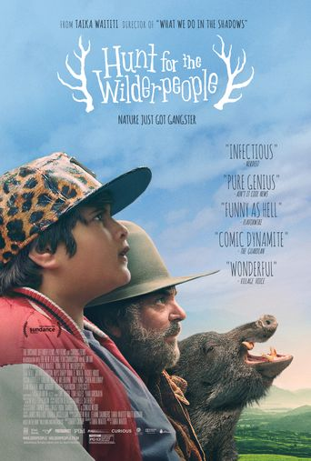 Watch Hunt for the Wilderpeople