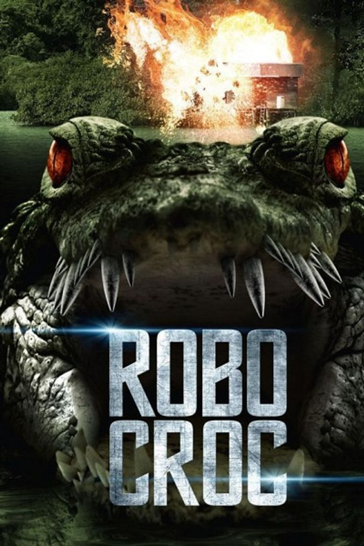 RoboCroc Poster