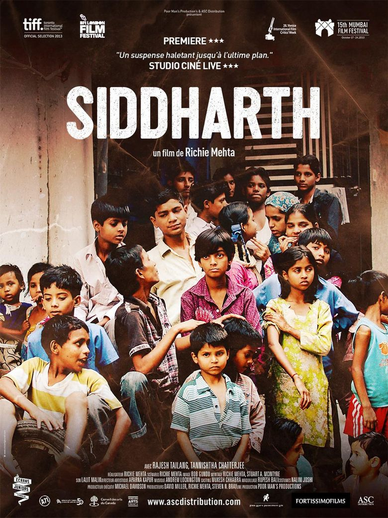 Siddharth Poster