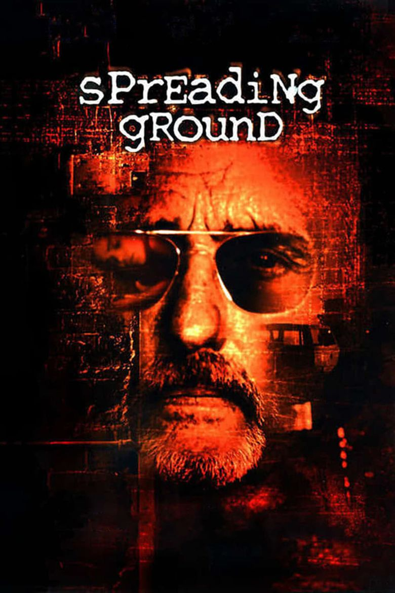 The Spreading Ground Poster