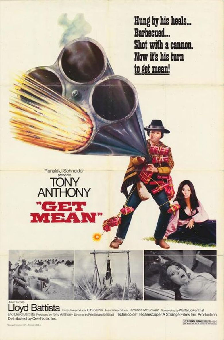 Get Mean Poster