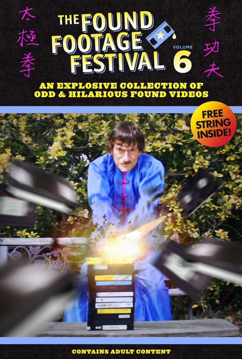 Found Footage Festival Volume 6: Live in Chicago Poster