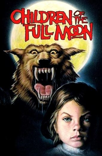Children of the Full Moon Poster