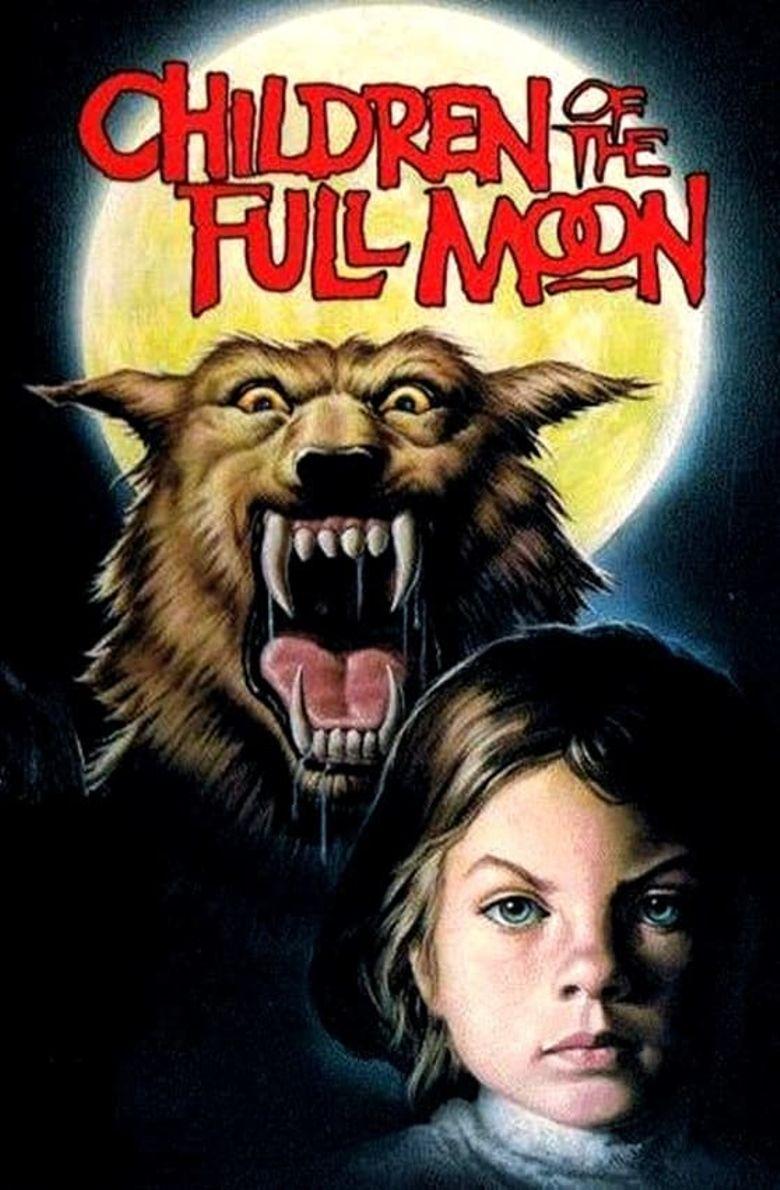 Children of the Full Moon Poster