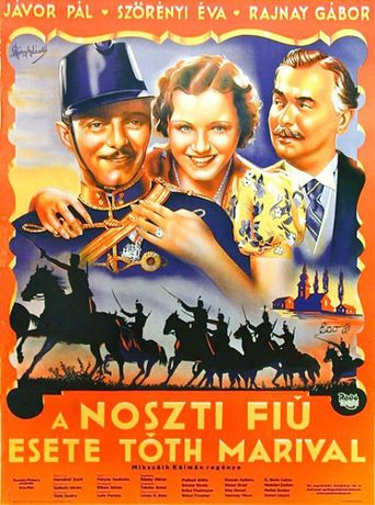 Young Noszty and Mary Toth Poster