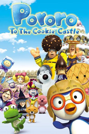 Watch Pororo to the Cookie Castle