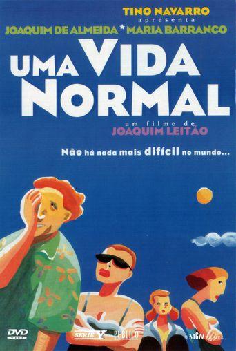 Uma Vida Normal Poster
