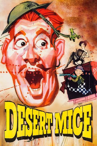 Desert Mice Poster