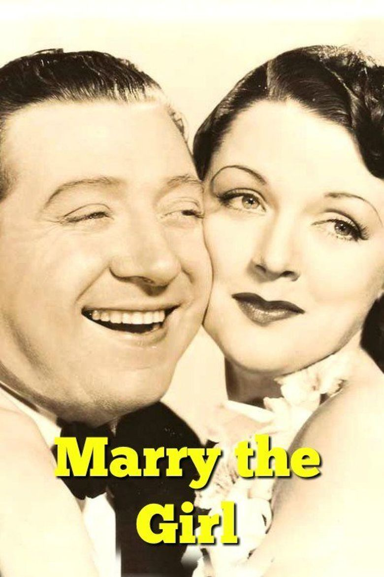 Marry the Girl Poster