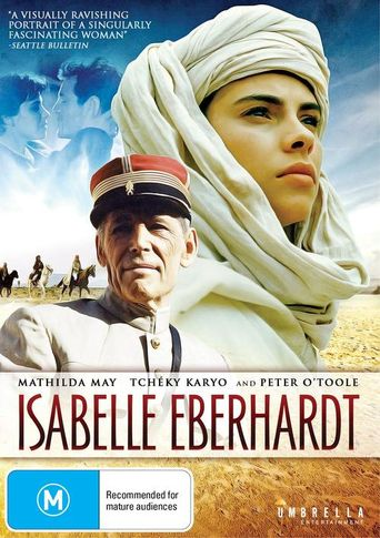 Isabelle Eberhardt Poster