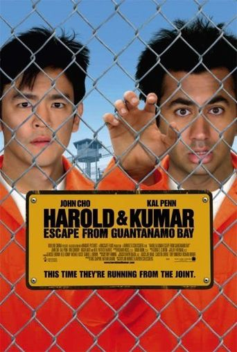 Watch Harold & Kumar Escape from Guantanamo Bay