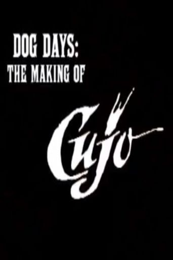 Dog Days: The Making of 'Cujo' Poster