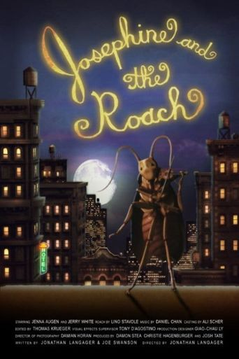 Josephine and the Roach Poster