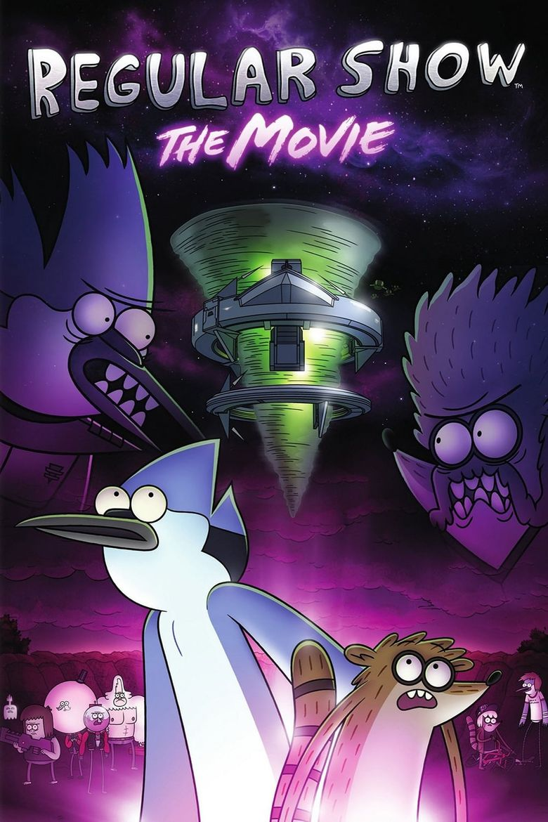 Regular Show: The Movie Poster