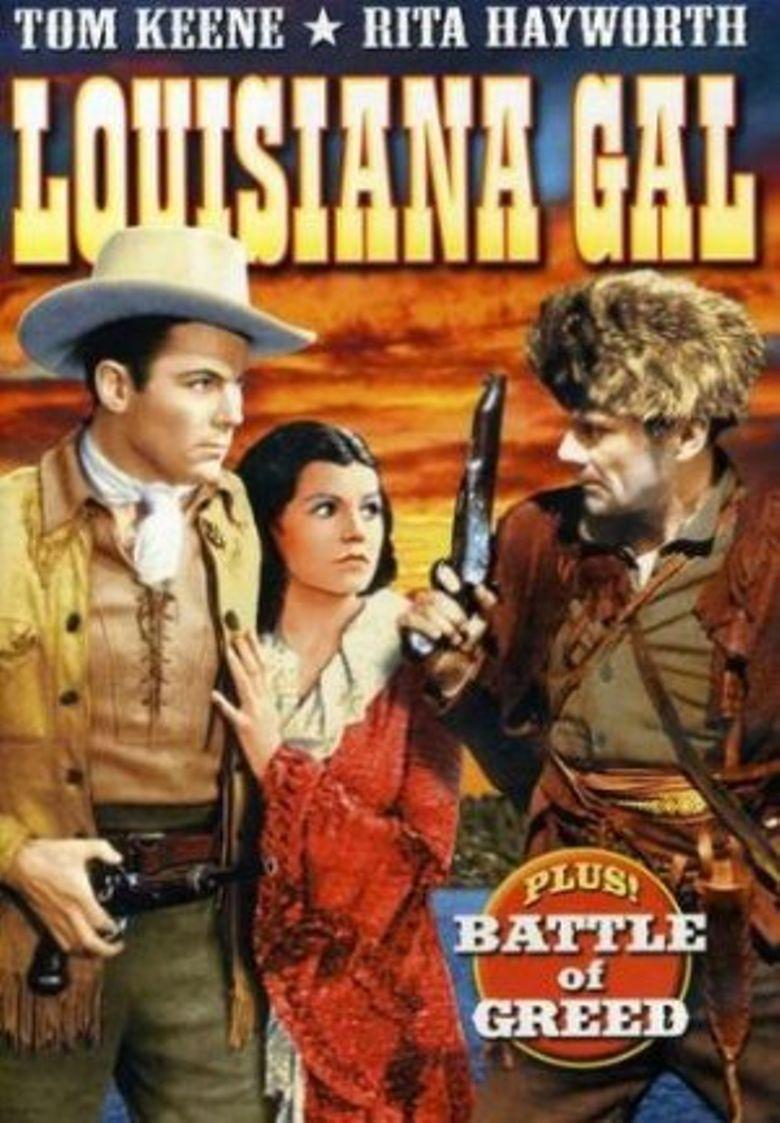 Old Louisiana Poster