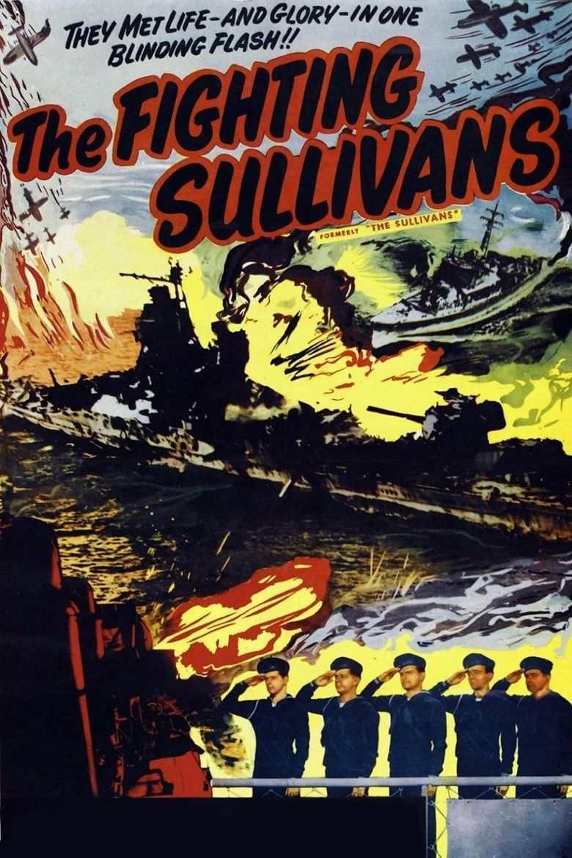 The Fighting Sullivans Poster