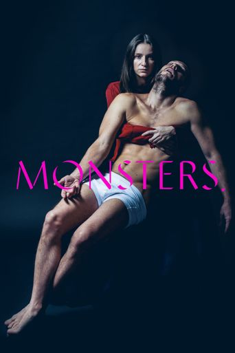 Monsters. Poster