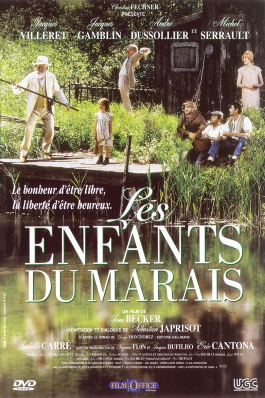 The Children of the Marshland Poster