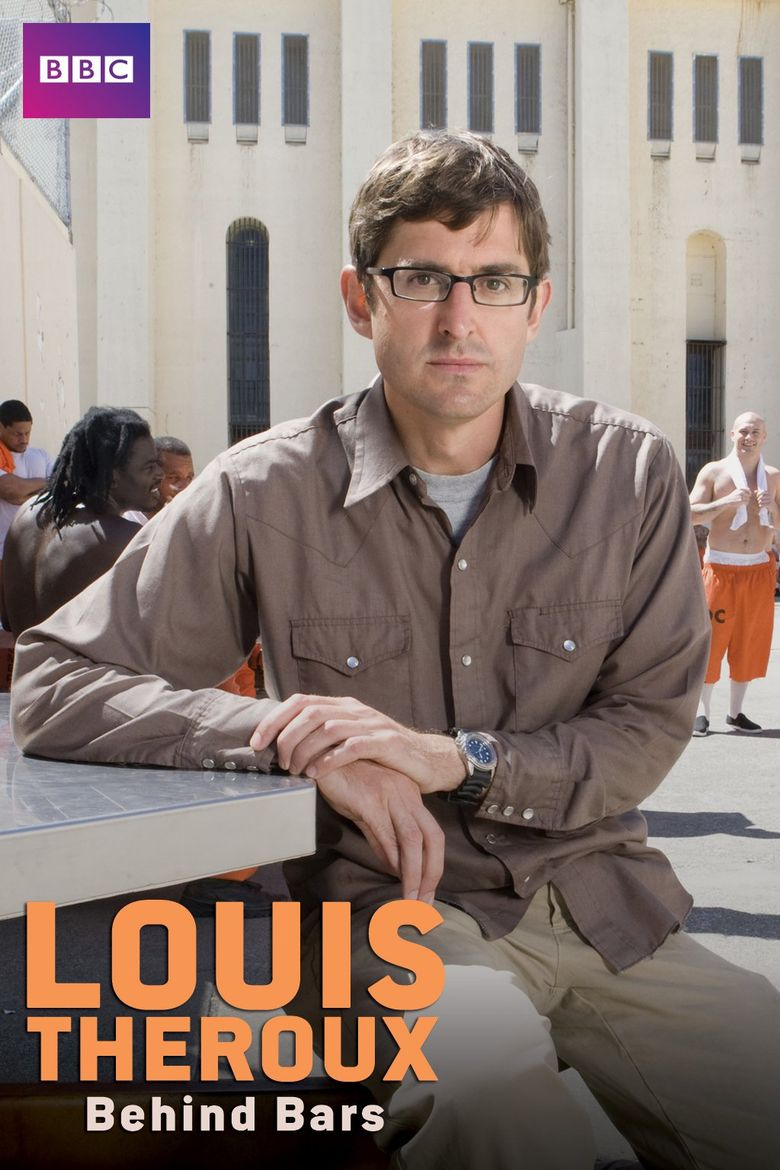 Louis Theroux: Behind Bars Poster