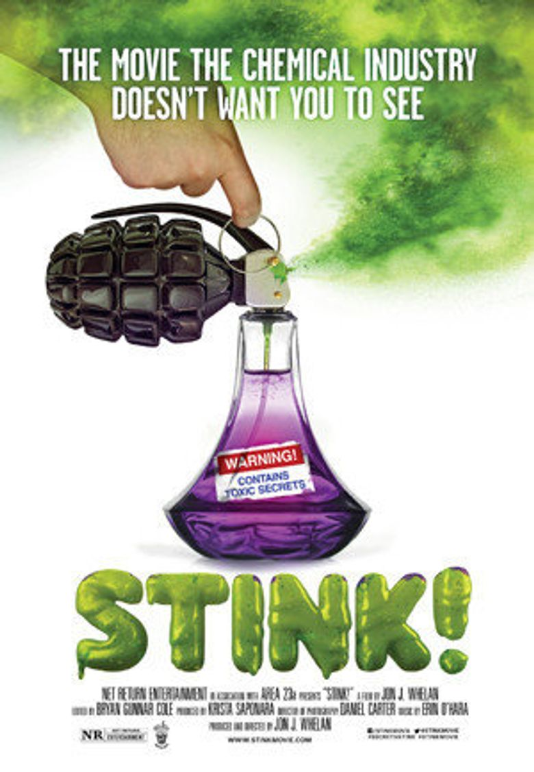 Stink! Poster