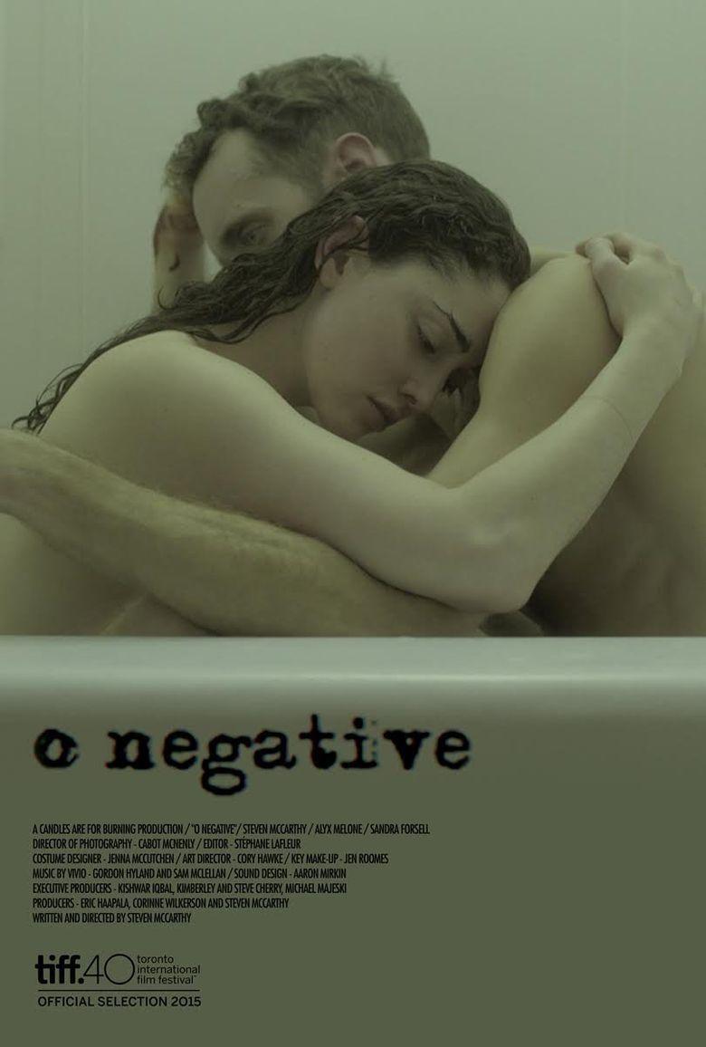 o negative Poster