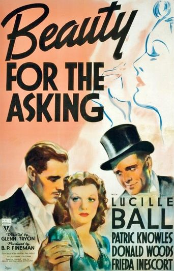 Beauty for the Asking Poster