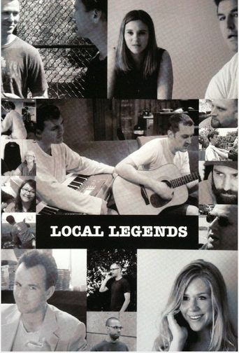 Local Legends Poster