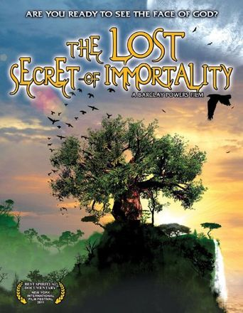 The Lost Secret of Immortality Poster