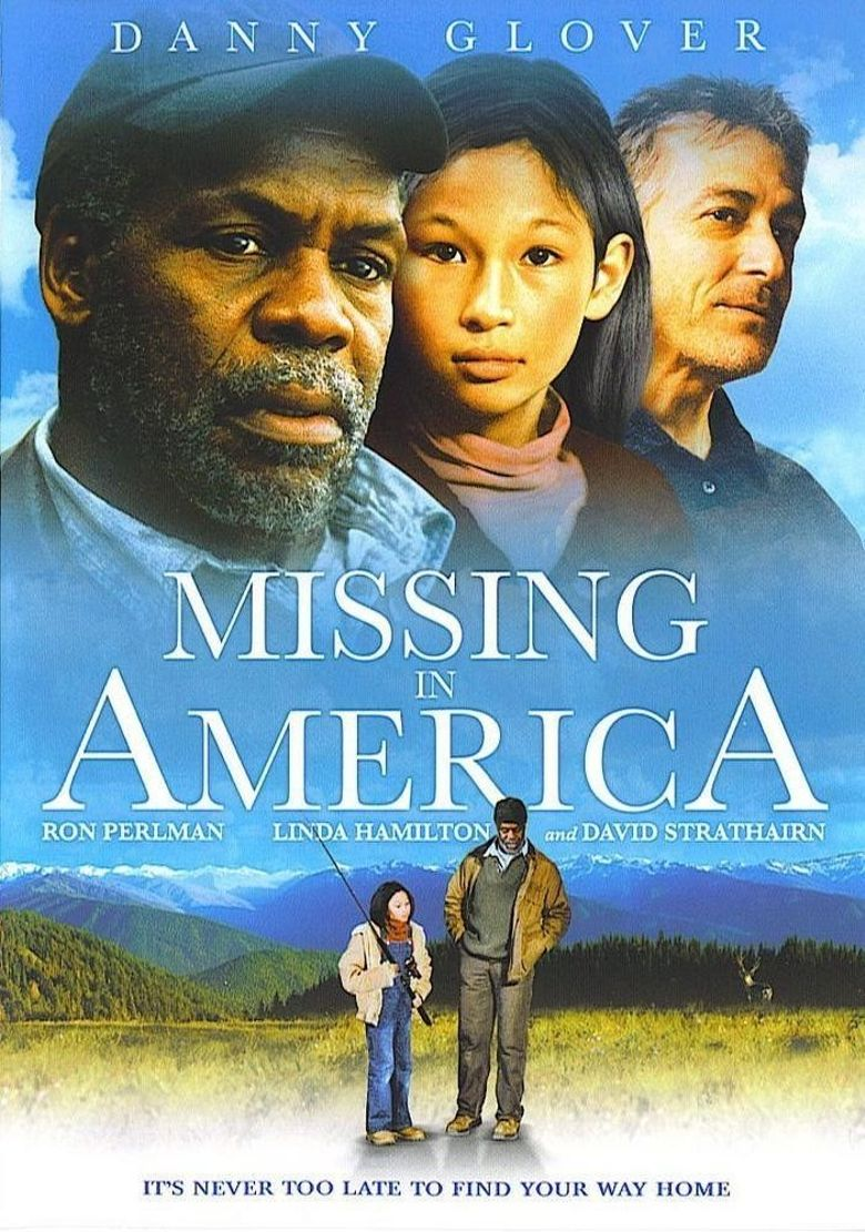 Missing in America Poster