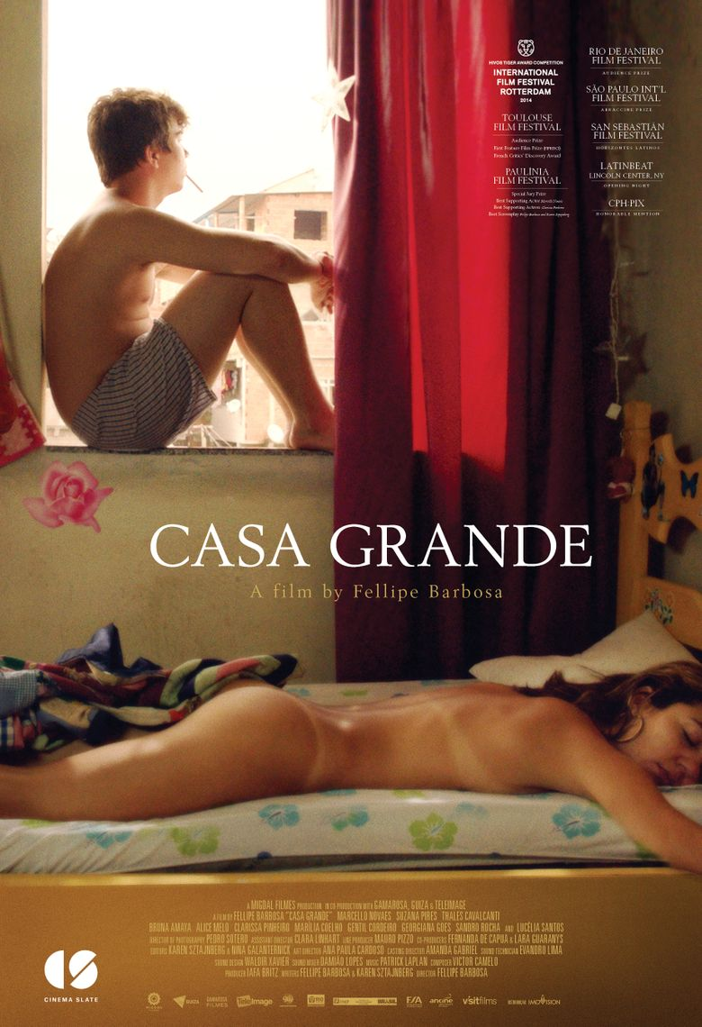 Casa Grande Poster
